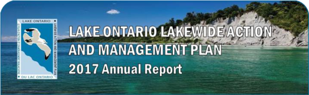 Lake Ontario Lakewide Action and Management Plan 2017 Annual Report